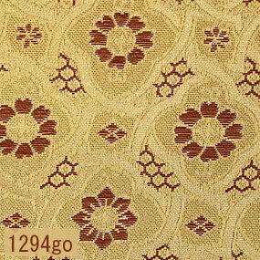 Japanese woven fabric Kinran  1294go