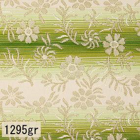 Japanese woven fabric Kinran  1295gr