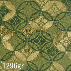 Japanese woven fabric Kinran  1296gr