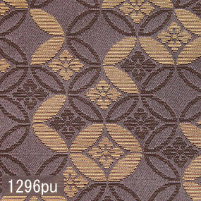 Japanese woven fabric Kinran  1296pu