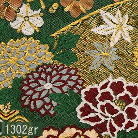 Japanese woven fabric Kinran  1302gr