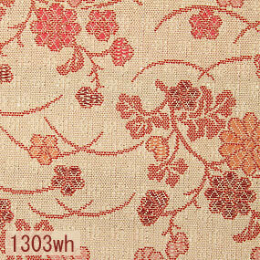 Japanese woven fabric Kinran  1303wh