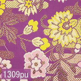 Japanese woven fabric Kinran  1309pu