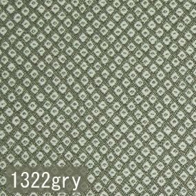 Japanese woven fabric Kinran  1322gry