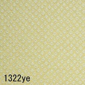 Japanese woven fabric Kinran  1322ye