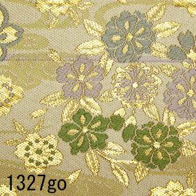 Japanese woven fabric Kinran  1327go