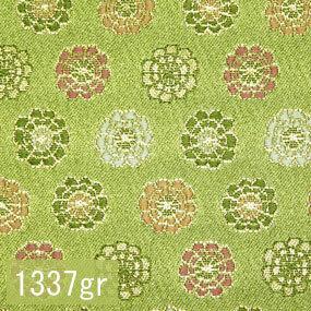 Japanese woven fabric Kinran  1337gr