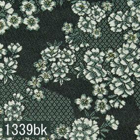 Japanese woven fabric Kinran  1339bk