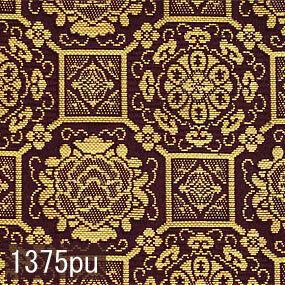 Japanese woven fabric Kinran  1375pu