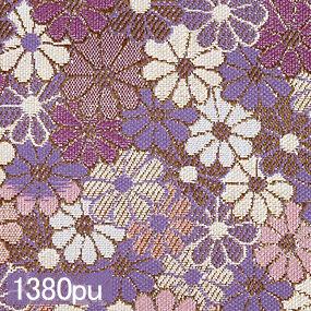 Japanese woven fabric Kinran  1380pu