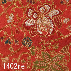 Japanese woven fabric Kinran  1402re