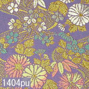 Japanese woven fabric Kinran  1404pu