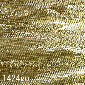 Japanese woven fabric Kinran  1424go