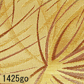 Japanese woven fabric Kinran  1425go