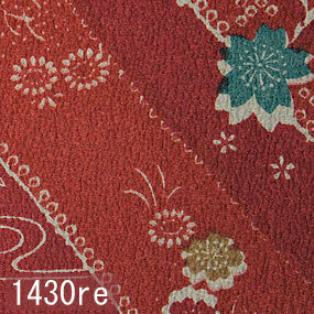Japanese woven fabric Yuzen 1430re