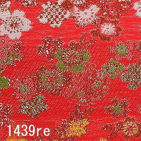 Japanese woven fabric Kinran  1439re