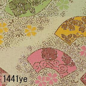 Japanese woven fabric Kinran  1441ye