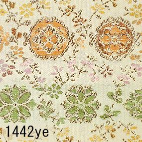 Japanese woven fabric Kinran  1442ye