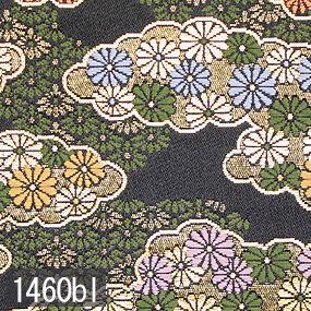 Japanese woven fabric Kinran  1460bl