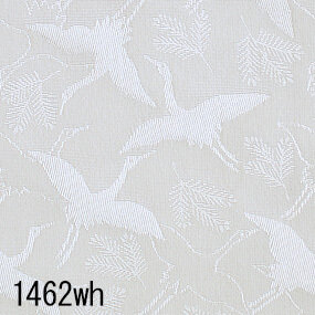 Japanese woven fabric Kinran  1462wh