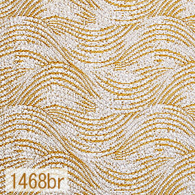 Japanese woven fabric Kinran  1468br