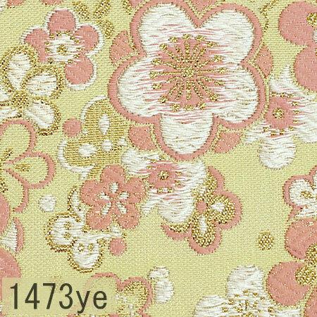 Japanese woven fabric Kinran  1473ye