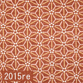 Japanese woven fabric Cotton 2015re