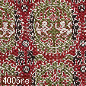 Japanese woven fabric Kinran  4005re