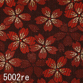 Japanese woven fabric Kinran  5002re