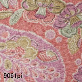 Japanese woven fabric Yuzen Shibori  9061pi
