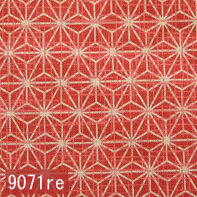 Japanese woven fabric Momen 9071re