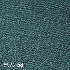 Japanese crepe fabric Oni Chirimen-bd