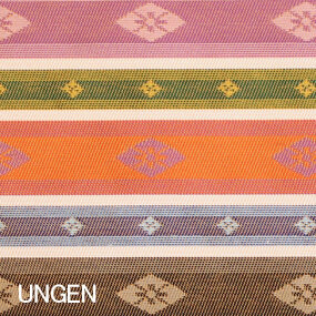 Japanese woven fabric Kinran  ungen