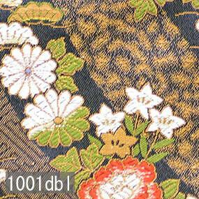 Japanese woven fabric Kinran  1001dbl