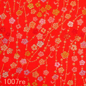 Japanese woven fabric Kinran  1007re