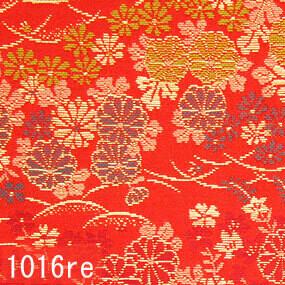 Japanese woven fabric Kinran  1016re