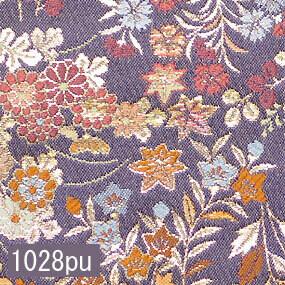 Japanese woven fabric Kinran  1028pu
