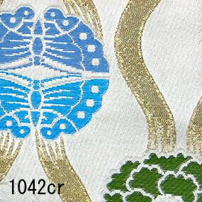 Japanese woven fabric Kinran  1042cr