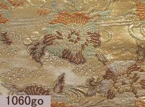 Japanese woven fabric Kinran  1060go