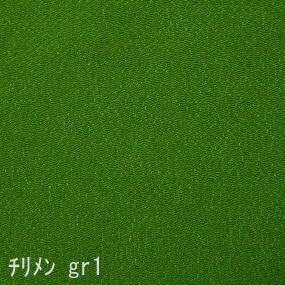 Japanese crepe fabric Oni Chirimen-gr