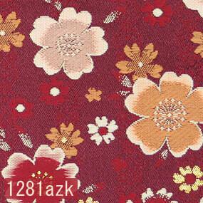 Japanese woven fabric Kinran  1281azk