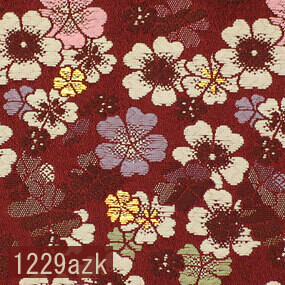 Japanese woven fabric Kinran  1229azk