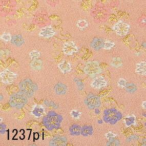 Japanese woven fabric Kinran  1237pi