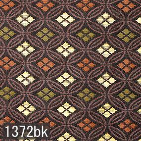 Japanese woven fabric Kinran  1372bk