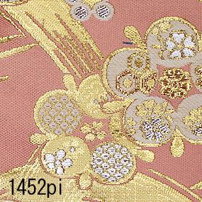 Japanese woven fabric Kinran  1452pi