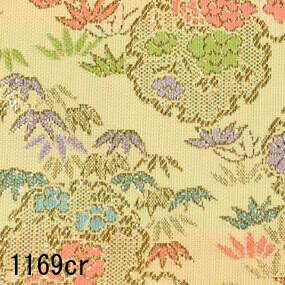 Japanese woven fabric Kinran  1169cr