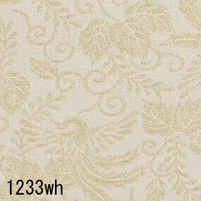 Japanese woven fabric Kinran  1233wh