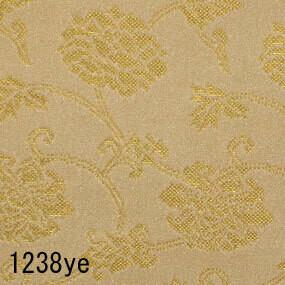 Japanese woven fabric Kinran  1238ye