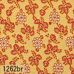 Japanese woven fabric Kinran  1262br