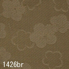 Japanese woven fabric Kinran  1426br